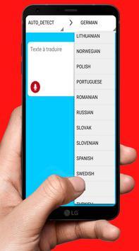 Translator All Languages Pro screenshot 1