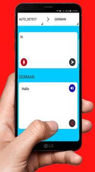 Translator All Languages Pro screenshot 2