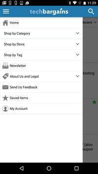 TechBargains screenshot 2