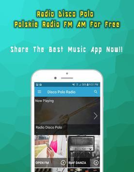 Radio Disco Polo Polskie Radio FM AM For Free screenshot 2