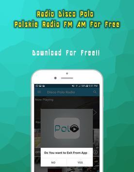 Radio Disco Polo Polskie Radio FM AM For Free screenshot 4