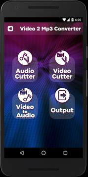 Video Converter To Audio Mp3 with Cutter screenshot 2