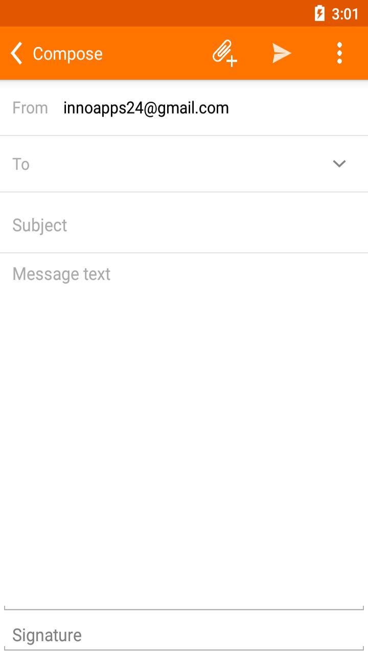 Ak Mail All Email Services Supported For Android Apk