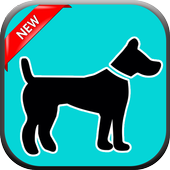 Dog monitoring system icon