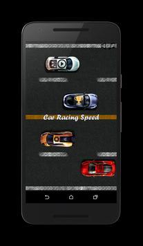 Car Racing Speed poster