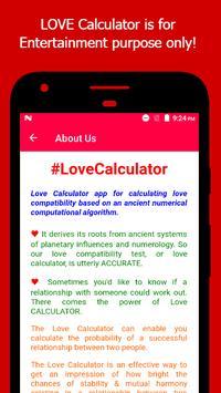 Love Calculator screenshot 7