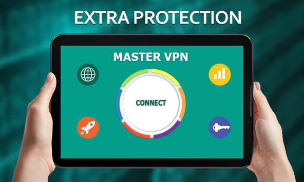Ultra fast VPN Free Unblock Proxy, Wi-Fi Security screenshot 3
