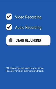 Tips Video imo Calls screenshot 1