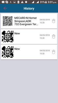 SMART QR Code Scanner screenshot 4