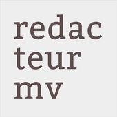 Redacteur M/V icon