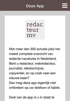 Redacteur M/V apk screenshot