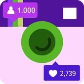 InstaBoost: Followers icon
