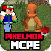 Pixelmon MOD MCPE 0.14.0 icon