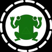 Stars Climb Frog icon