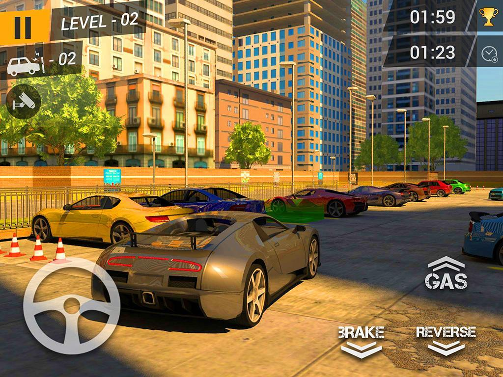Real Car Parking Free For Android Apk Download