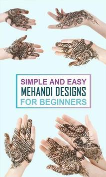 Arabic Simple Mehndi Design Collection screenshot 2