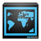2015 Wallpapers Happy New Year icon