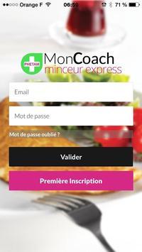 PHETAM Mon Coach Minceur poster