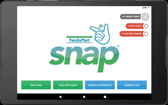 FamilyMart : Snap Merchant App poster