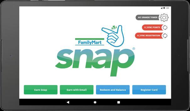 FamilyMart : Snap Merchant App apk screenshot