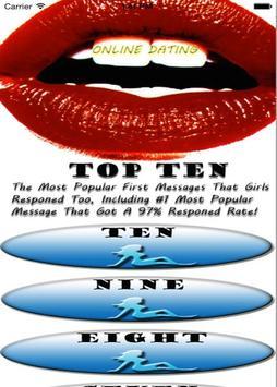 Top 10 Dating Icebreakers poster