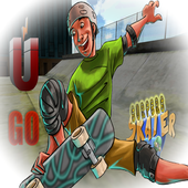 Skating Surfers icon