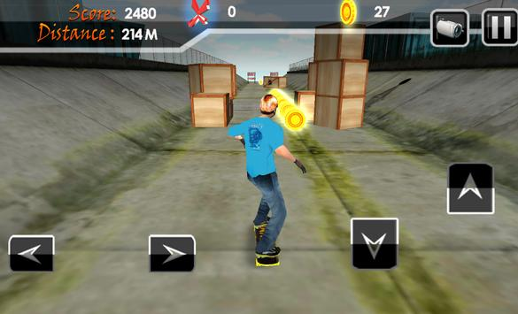 Skating Surfers apk screenshot
