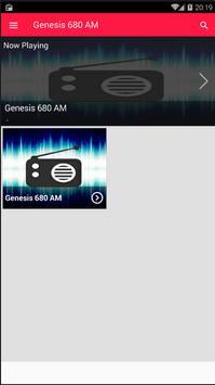 Genesis 680 Radio AM screenshot 5