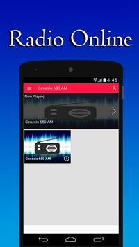 Genesis 680 Radio AM screenshot 2