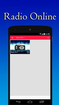 Razor 94.7 App screenshot 1