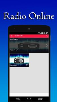 Razor 94.7 App screenshot 2