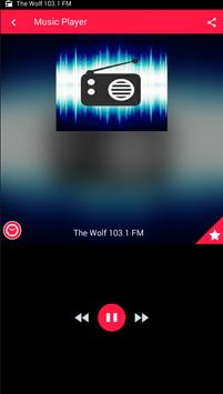 103.1 The Wolf screenshot 4