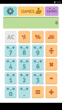 Cute Calculator Games poster