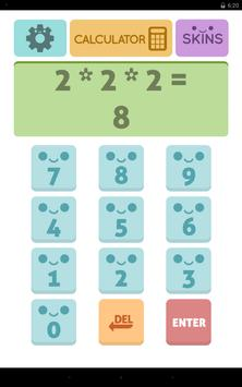 Cute Calculator Games screenshot 8