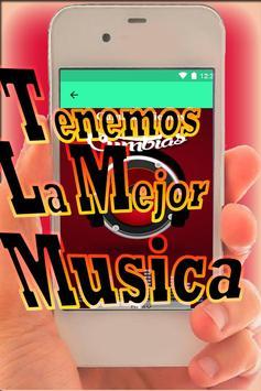 Musica de cumbia poster