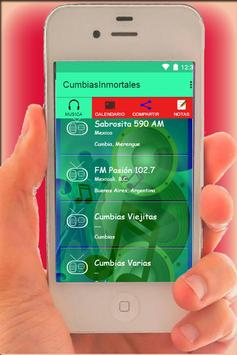 Musica de cumbia apk screenshot