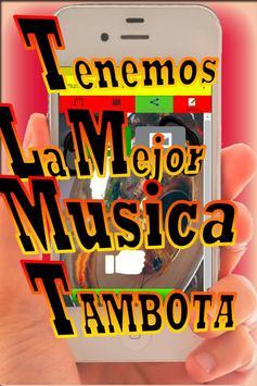 Musica de tambora poster