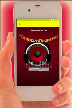 Musica de tambora screenshot 2
