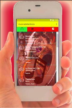Musica de tambora screenshot 7