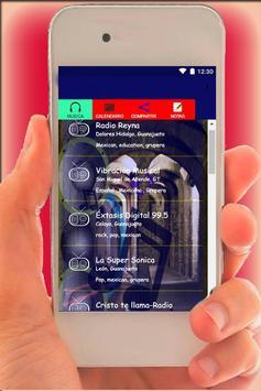 radio de Guanajuato screenshot 5