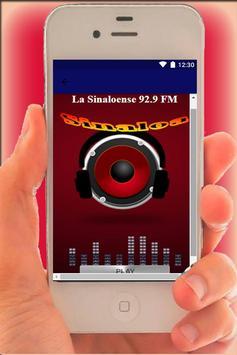 radio de sinaloa screenshot 1