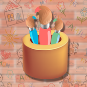 Color Painting for Toddlers icon
