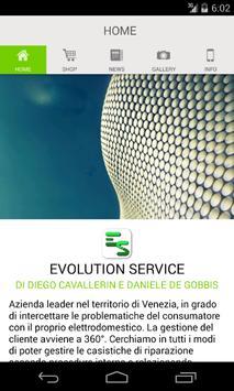 Evolution Service Maerne apk screenshot