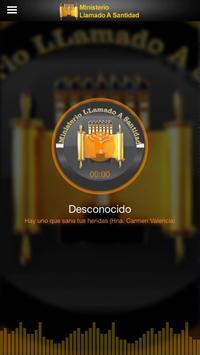 Ministerio Llamado a Santidad screenshot 10