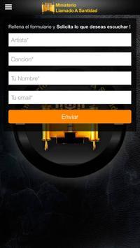 Ministerio Llamado a Santidad screenshot 4