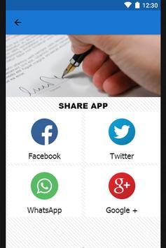 Digital Signature App apk screenshot