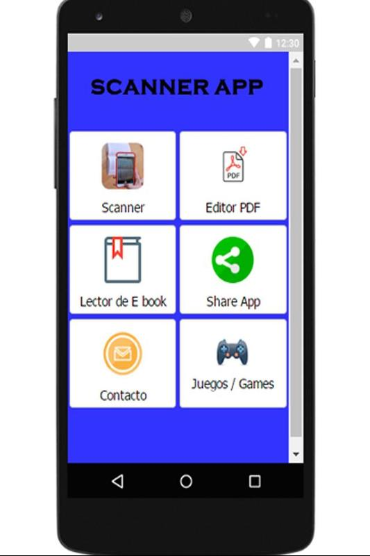 Pdf scanner: document scanner app latest version free download.