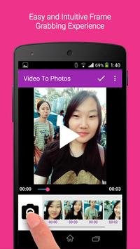 Video to Photo Frame Grabber poster
