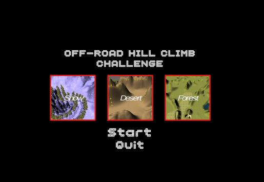 Off-Road Hill Climb Challenge apk screenshot