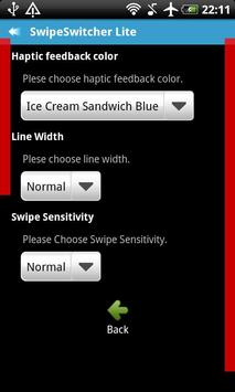 SwipeSwitcher Lite screenshot 4